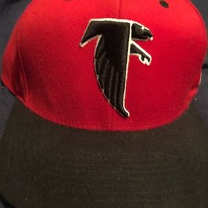Atlanta falcon hat